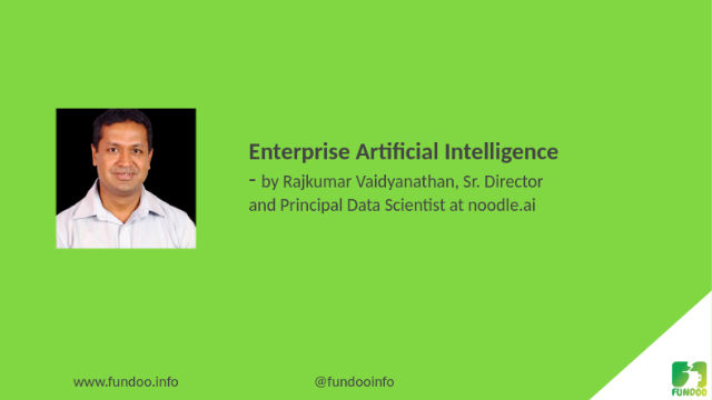 Enterprise Artificial Intelligence