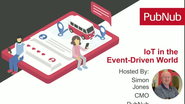 ExecTALK: IoT in an Event-Driven Software Development World