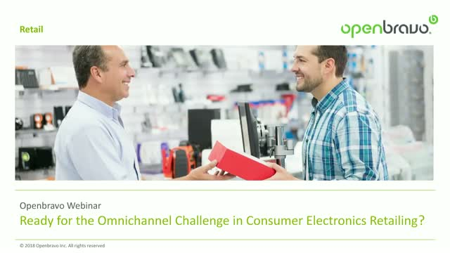Ready for the Omnichannel Challenge in Consumer Electronics Retailing?