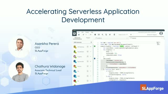 How to Accelerate Serverless Application Development