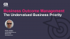 Business Outcome Management – The Undervalued Business Priority