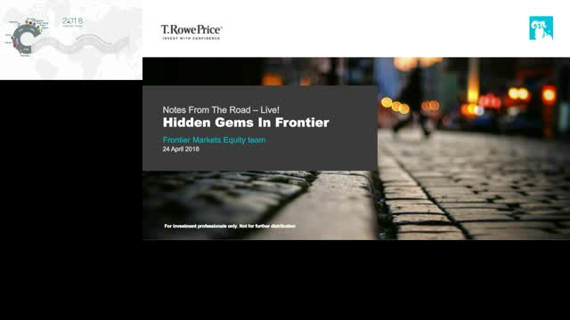 Notes From The Road: Hidden Gems in Frontier