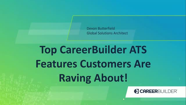 The ATS Features CareerBuilder Clients Can't Live Without