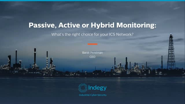 Passive, Active or Hybrid Monitoring: What's the right choice?