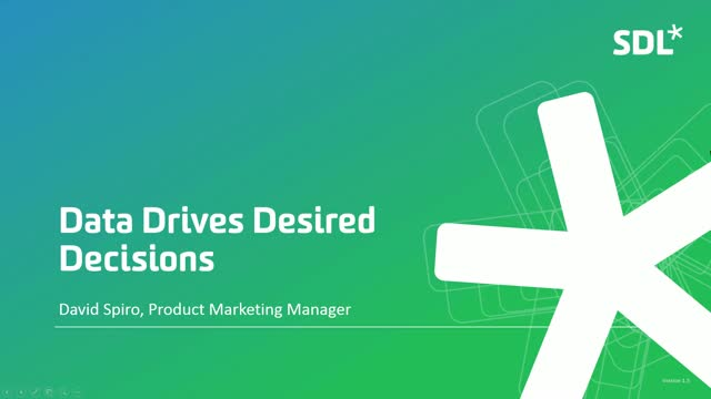 Leverage Data to Drive Informed Localization Decisions