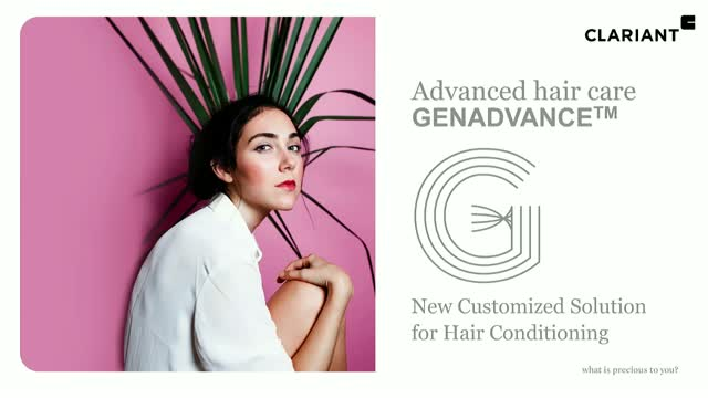 Genadvance™ - Advanced Hair Care