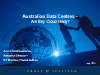 Australian Data Centres - Are they cloud ready?