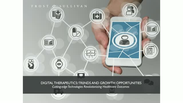 Digital Therapeutics: Trends and Growth Opportunities