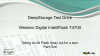DeepStorage Test Drive: Tegile IntelliFlash T4000AFA