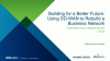 Building for a Better Future: Using SD-WAN to Rebuild a Business Network