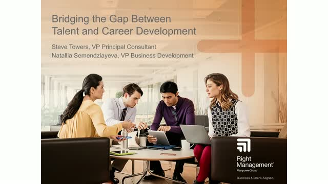 Bridging the Gap Between Talent and Career Management