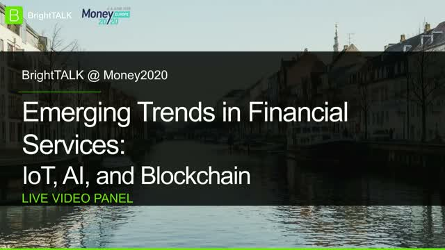 Emerging Trends in Financial Services: IoT, AI, and Blockchain