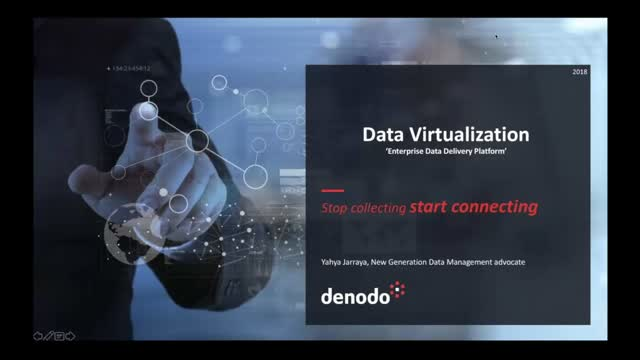 Webinar: Réinventez le Data Management avec la Data Virtualization de Denodo