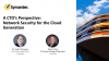 A CTO's Perspective: Network Security for the Cloud Generation