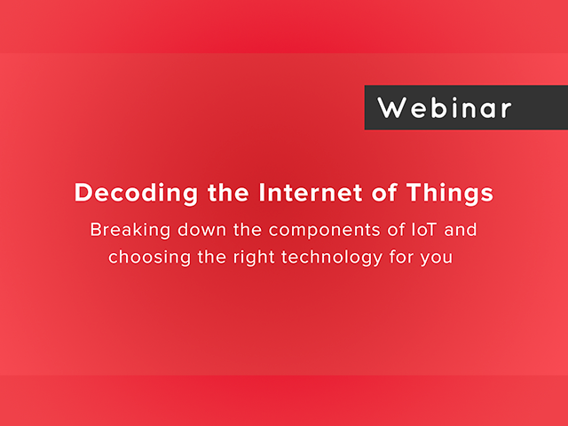 Decoding the Internet of Things