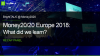 Money20/20 Europe 2018: What did we learn?
