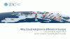 Why Cloud Adoption is Different in Europe?