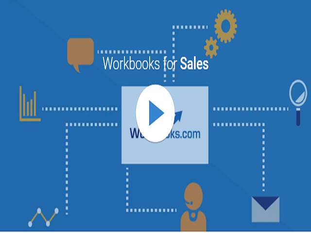 Workbooks CRM for Sales