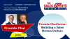 Fireside Chat Series: Building a Sales Driven Culture