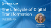 The Lifecycle of Digital Transformation