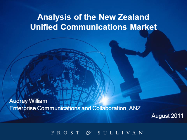 New Zealand Unified Communications Report