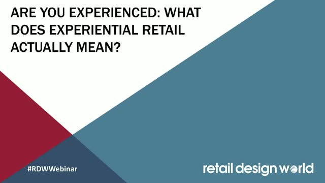 Are You Experienced What Does Experiential Retail Actually Mean