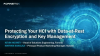 Protecting Your HCI with Data-at-Rest Encryption and Key Management