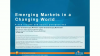 Emerging Markets in a changing world. Equity and fixed income perspectives.