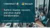 Rethink Disaster Recovery and Drive Digital Transformation