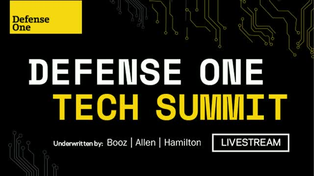 Defense One Tech Summit 2018