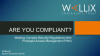 Are You Compliant? Meet Complex Cybersecurity Regulations with PAM