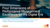 Four Dimensions of Performance Management Excellence for the Digital Era