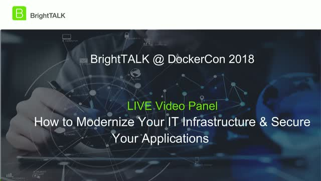 How to Modernize Your IT Infrastructure & Secure Your Applications