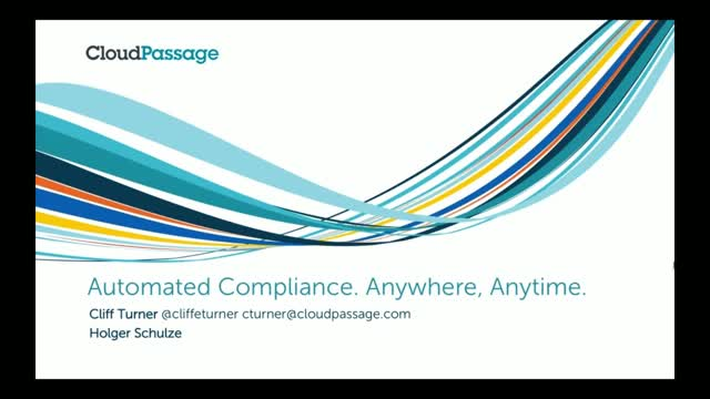Automated Compliance. Anywhere, Anytime.
