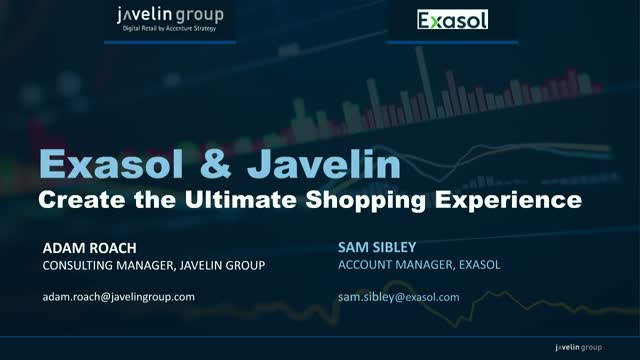 Create the ultimate shopping experience : Real-Time Analytics in Retail
