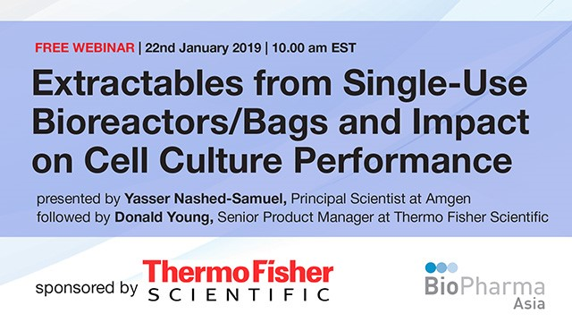 Extractables from Single-Use Bioreactors and Impact on Cell Culture Performance