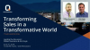 Transforming Sales in a Transformative World