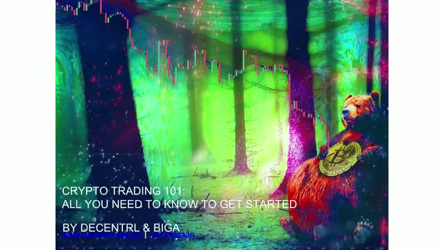 CRYPTO-TRADING 101 : ALL YOU NEED TO KNOW GET STARTED