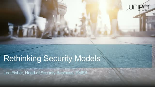 Rethinking Security Models