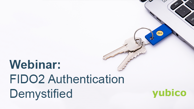FIDO2 Authentication Demystified
