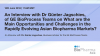 An Interview with Dr Günter Jagschies, of GE BioProcess teams