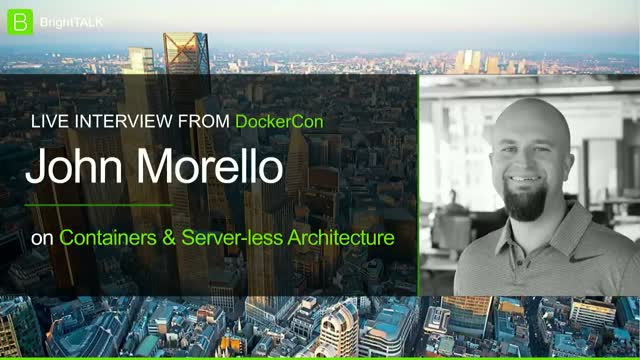 Beyond Containers: Going Cloud Native with Serverless Architectures