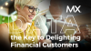 Data: The Key to Delighting Financial Customers