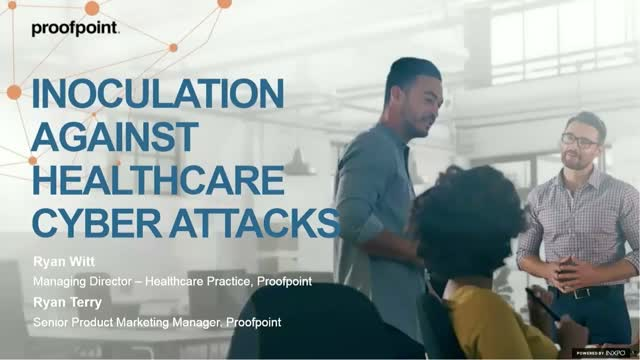 Inoculation Against Healthcare Cyber Attacks