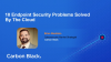 10 Endpoint Security Problems Solved by the Cloud