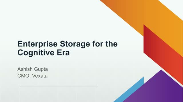 A New Era in Data Storage for Machine Learning and AI Ecosystems