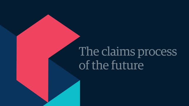 The claims process of the future