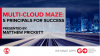 Multi-Cloud Maze: 5 Principals for Success