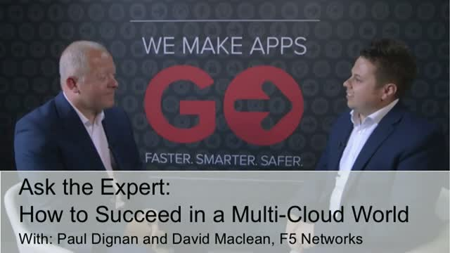 Ask The Expert: How To Succeed in a Multi-Cloud World