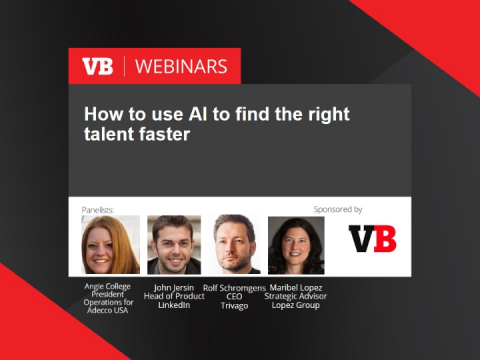 How to use AI to find the right talent faster